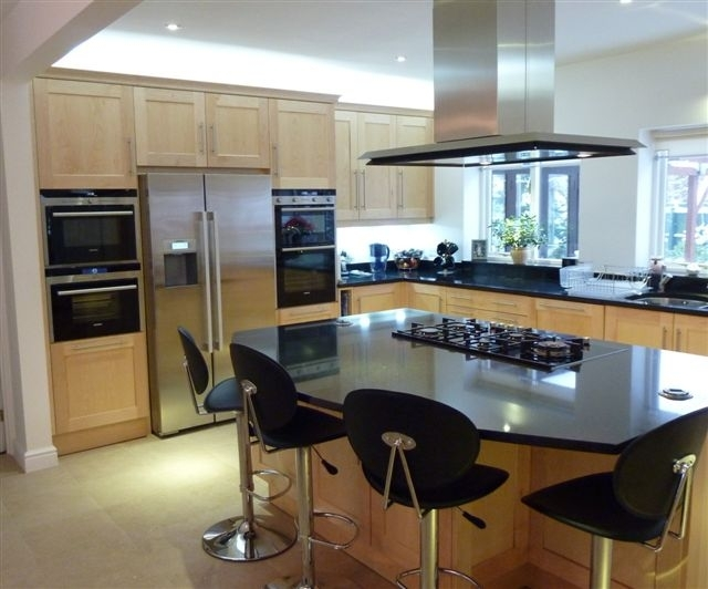 Woodwise Kitchens Island