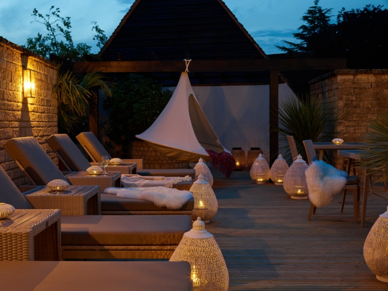 The Lygon Arms Spa Evening