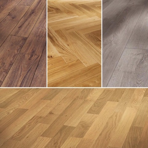 Oakley Wood Timber Flooring Selection