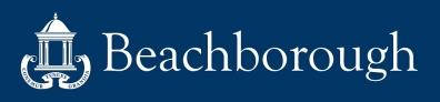 Beachborough School Logo