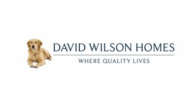 David Wilson Homes Logo Blue