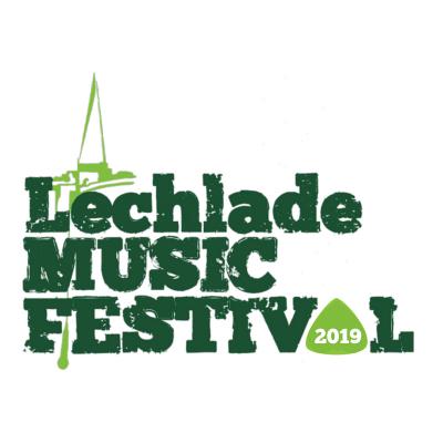 Lechlade Music Festival 2019 Logo Image