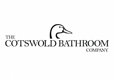 The Cotswold Bathroom Company Logo Black and White
