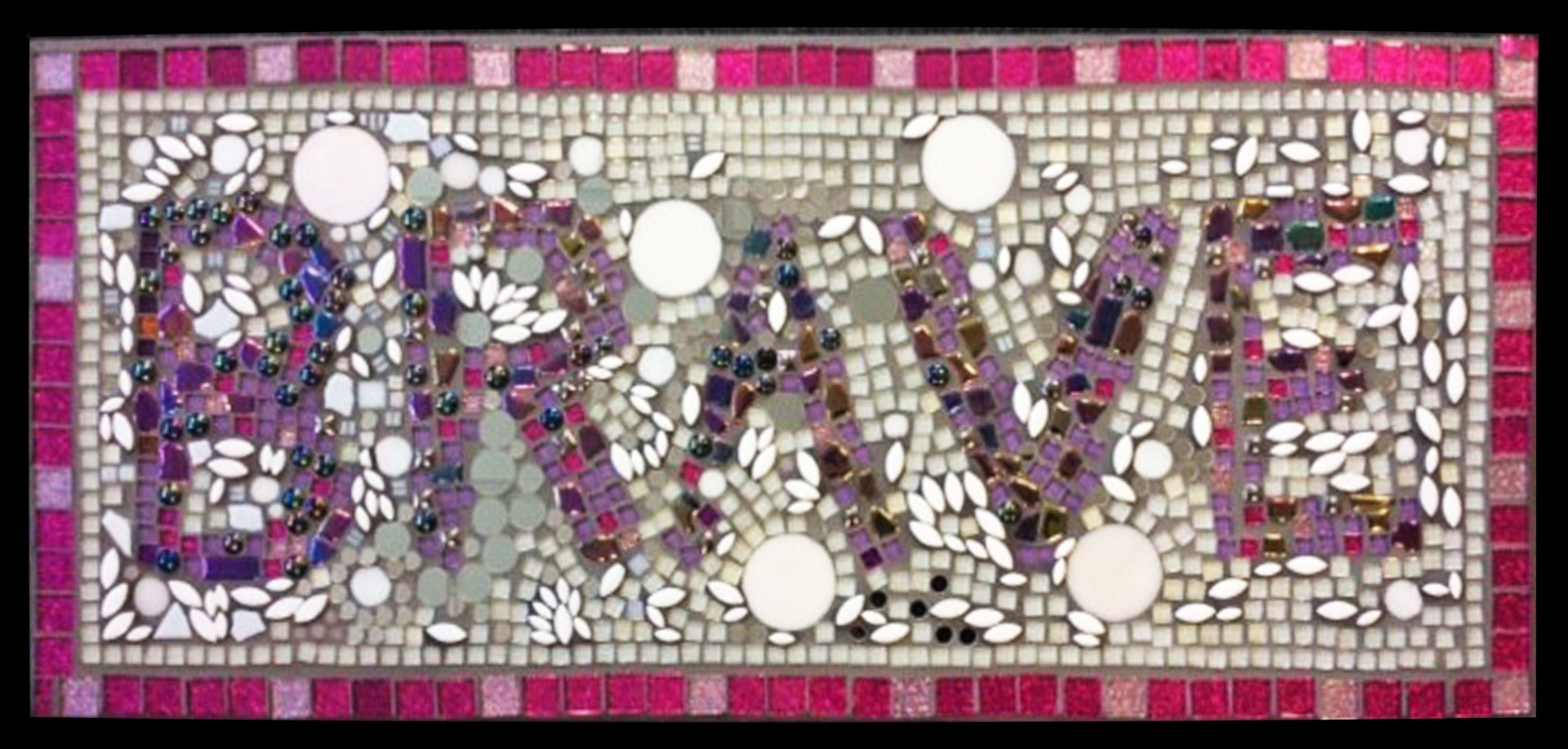 The Art of Wellbeing Brave Mosaic