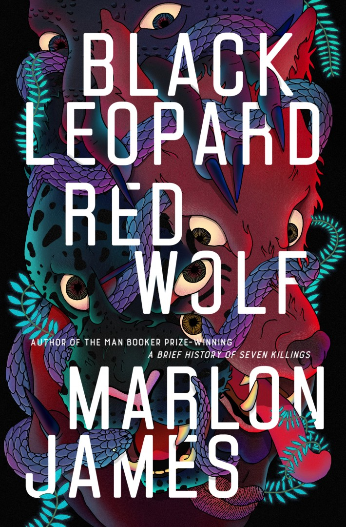 Book Trends 2019 Black Leopard Red Wolf Marlon James