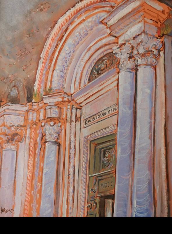 From Venetian Opulence Bruce Bignold San Zanipolo