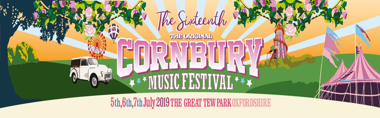 Cornbury Festival Banner Image