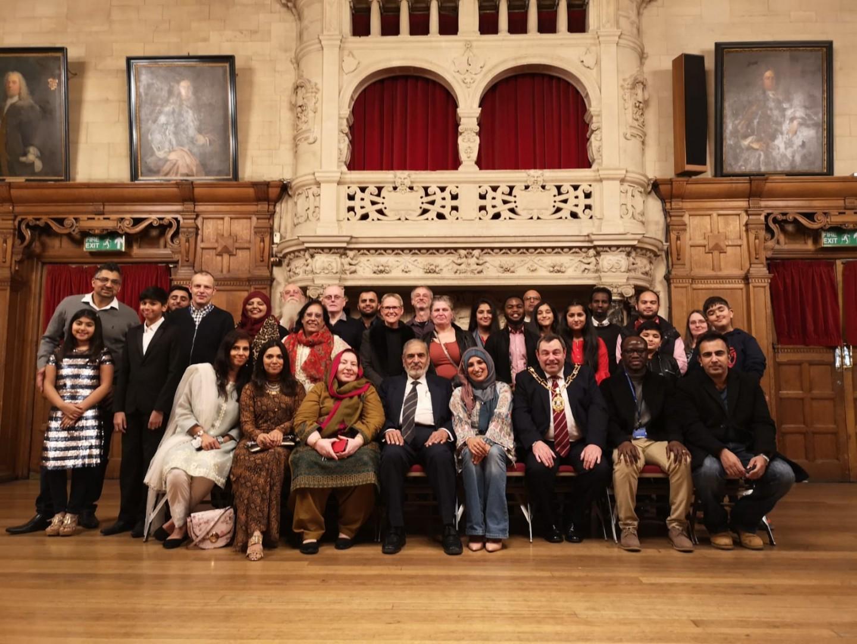 Shabnam Sabir Oxford Homeless Project Team Photo