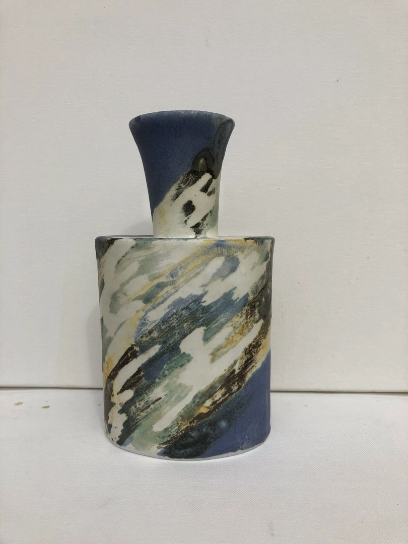 Shaping the Earth Gilly Whittington Vase