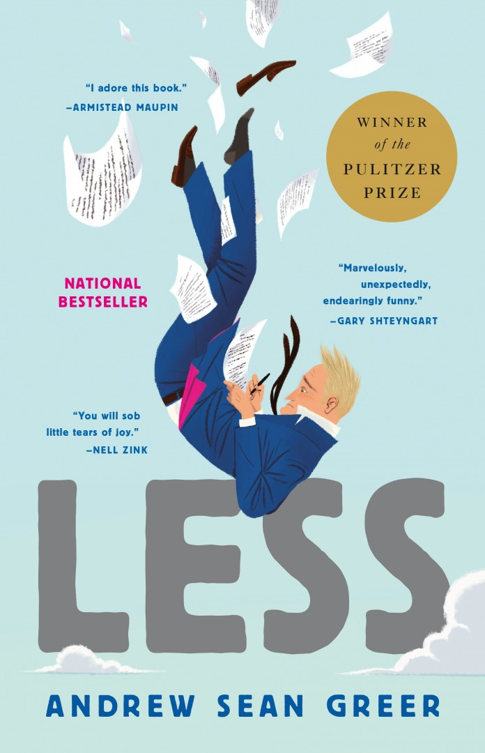 Pretend to be well read Less Andrew Sean Greer Little Brown