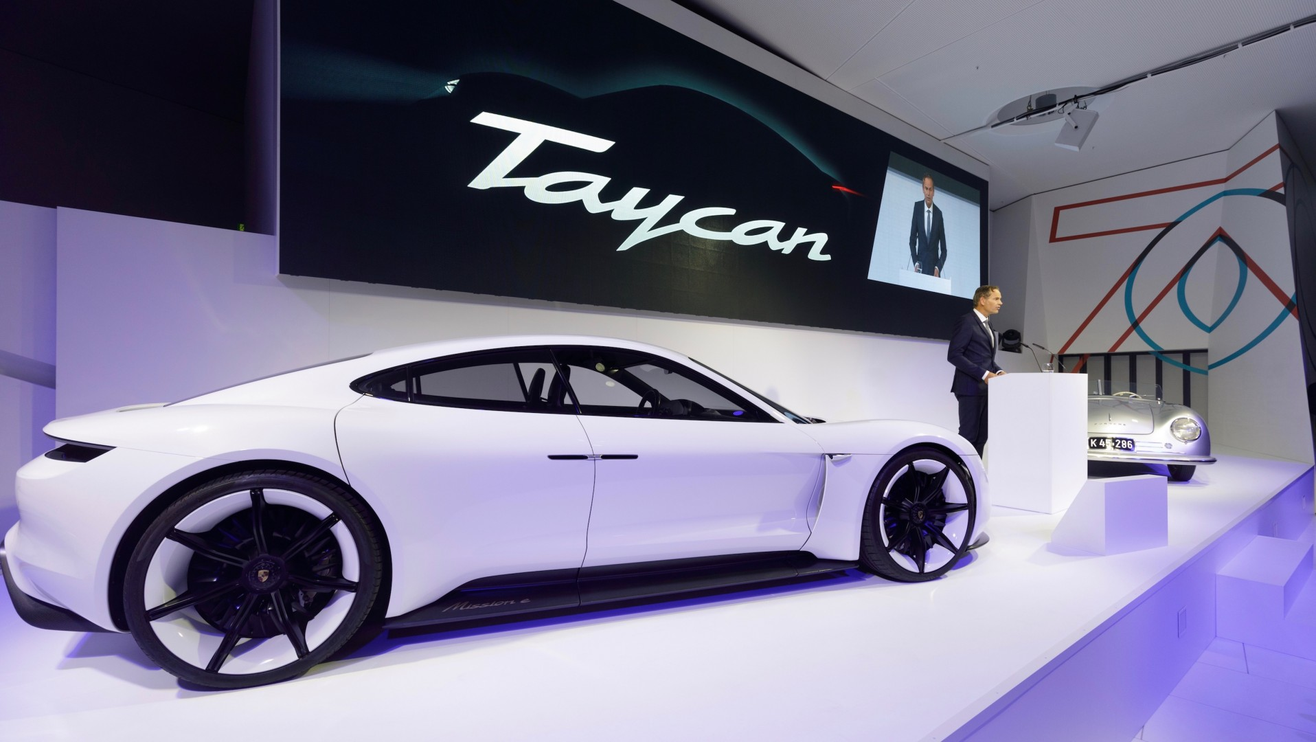 2019 a year of confusing car choices Porsche Taycan