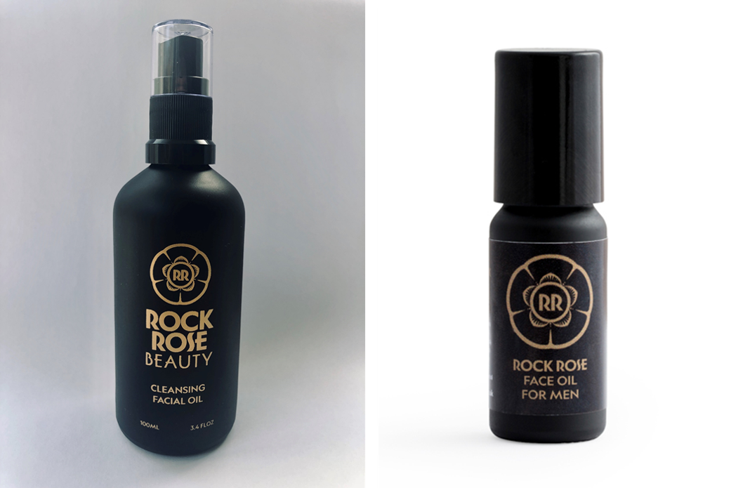 Gentlemens Skin Care Rock Rose Beauty Products