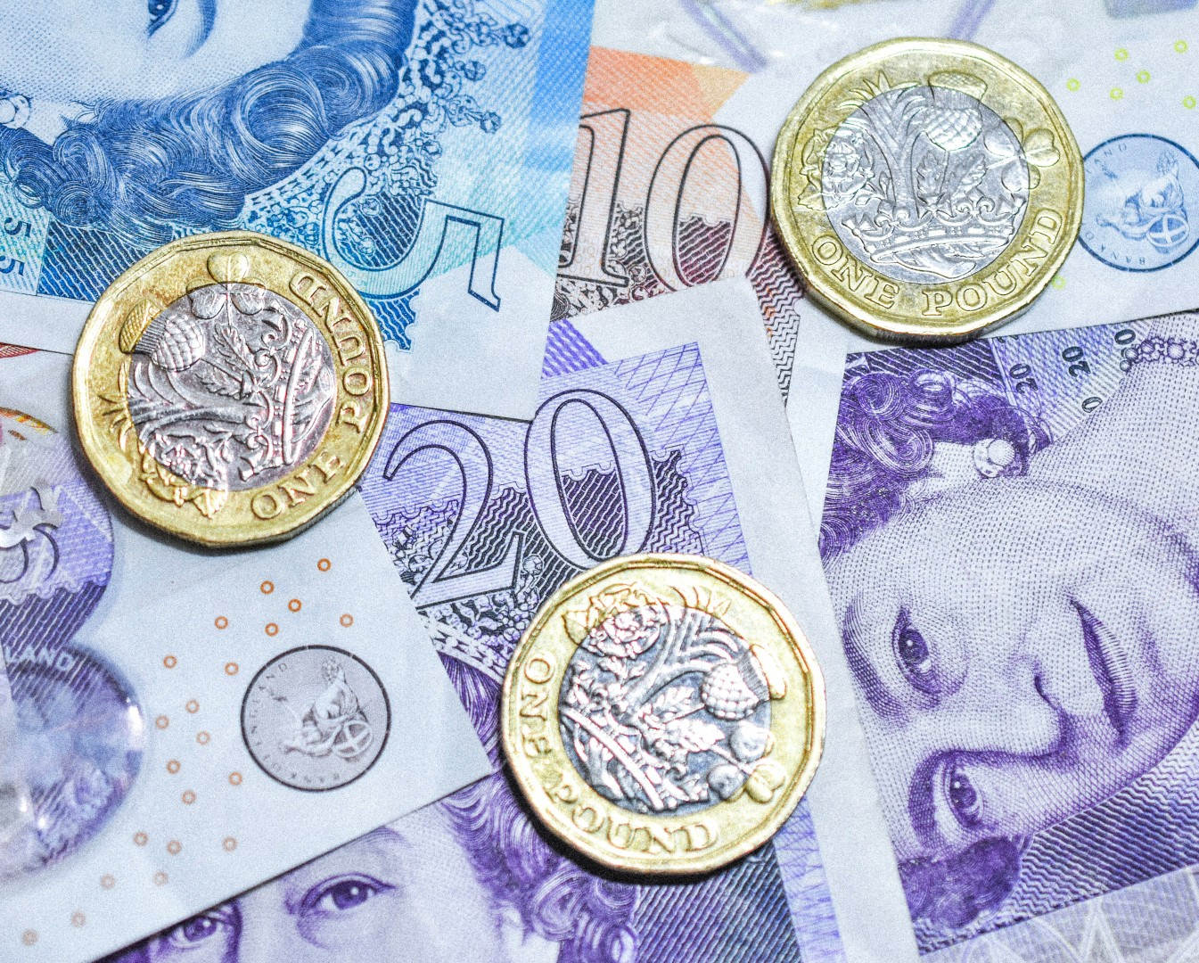 Spring Clean Your Tax Position Sterling Money Notes and Coins