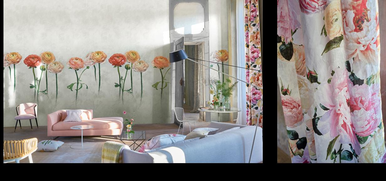 From Venetian Opulence Designers Guild Tourangelle