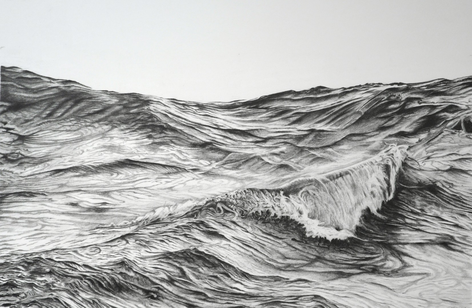 Claire Christie Sadler A Sense of Silence Wave